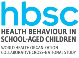 Progetto di sorveglianza HBSC<br>Health behaviour in school-aged children